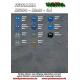 Plotterfolie matt - Vinyl-Folie DINA4