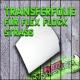 Transferfolie für Flex Flock Strass DINA4