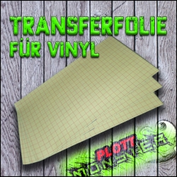 Transferfolie für Vinyl Bogen(30x50cm)