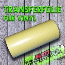 Transferfolie für Vinyl Meterware
