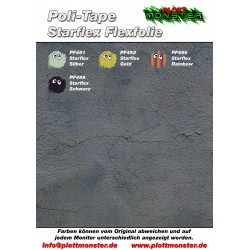 POLI-FLEX STARFLEX Bogen(30x50cm)