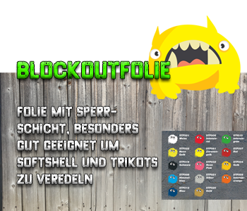 Blockout-Flex-Folie
