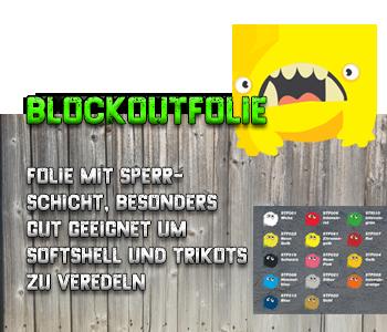 Blockoutfolie