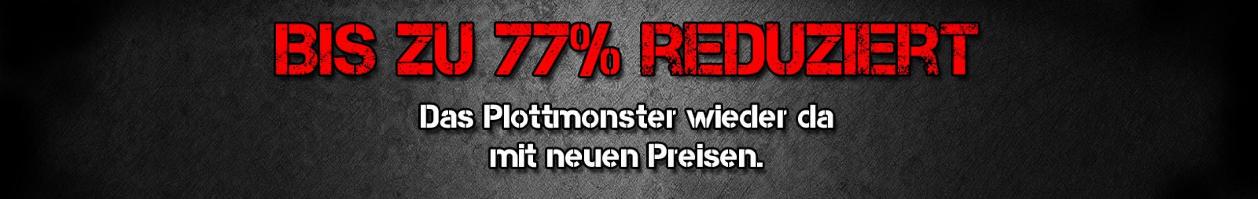 Neue Preise bis 77% reduziert.